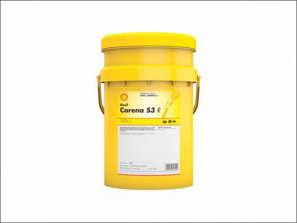 Компрессорное масло Shell Corena S3 R68 (минеральное)