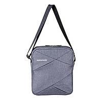 Сумка для ноутбука Promate Trench-L Gray