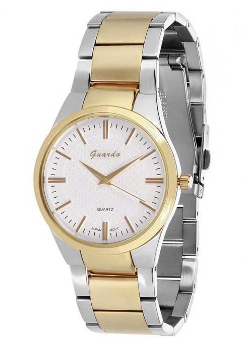Часы Guardo  08245(m) GsW  браслет  кварц.