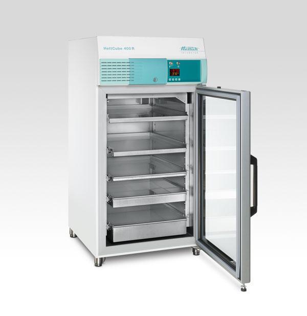 Інкубатор з охолодженням HETTCUBE 400R, 310л, діапазон температур: 0°C - +65°C, HETTICH, 64005