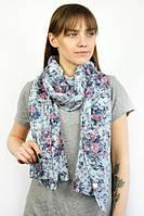Оригинальный шарф под пальто
