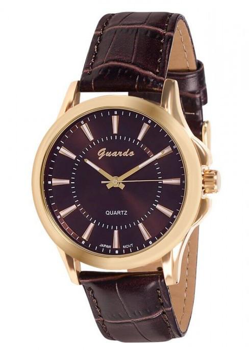 Часы Guardo  08005 GBrBr  кварц.