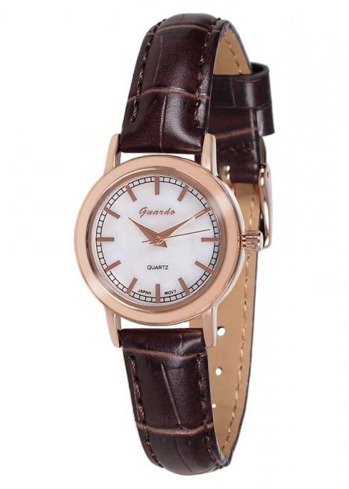Часы Guardo 6782 RgWBr кварц.