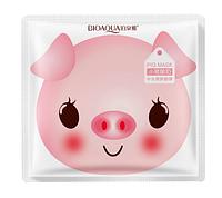 Увлажняющая маска йогуртBioAqua Pig Mask