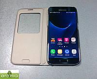 """Телефон смартфон Samsung Galaxy S7 G930T 4 ядра/RAM 4Gb/ROM 32Gb/ 5.1"""" Оригінал"""