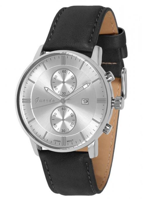 Часы Guardo 6462 SSB кварц.