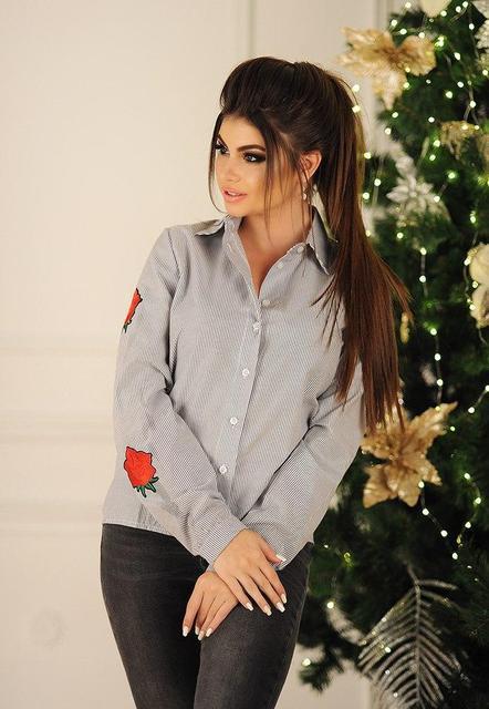 Женские рубашки 2018-2019