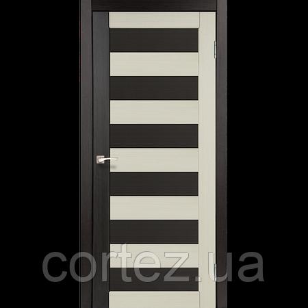 Межкомнатные двери экошпон Модель PC-03