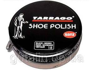 Крем-паста для обуви Tarrago Shoe Polish, 100 мл, цв. черный (18)