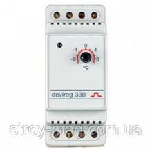 Терморегулятор DEVIreg™ 330 + 5° С — + 45° С