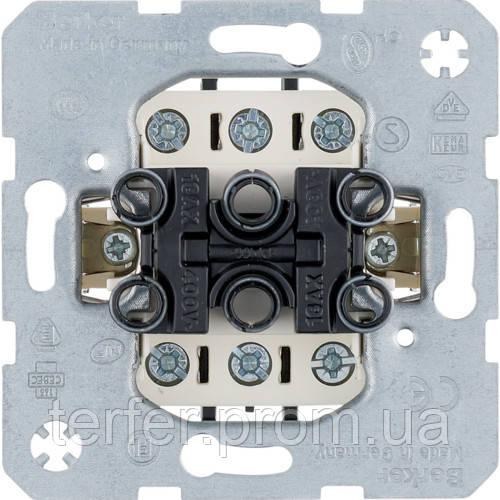 Вимикач 3-клавішний 16АХ/400В