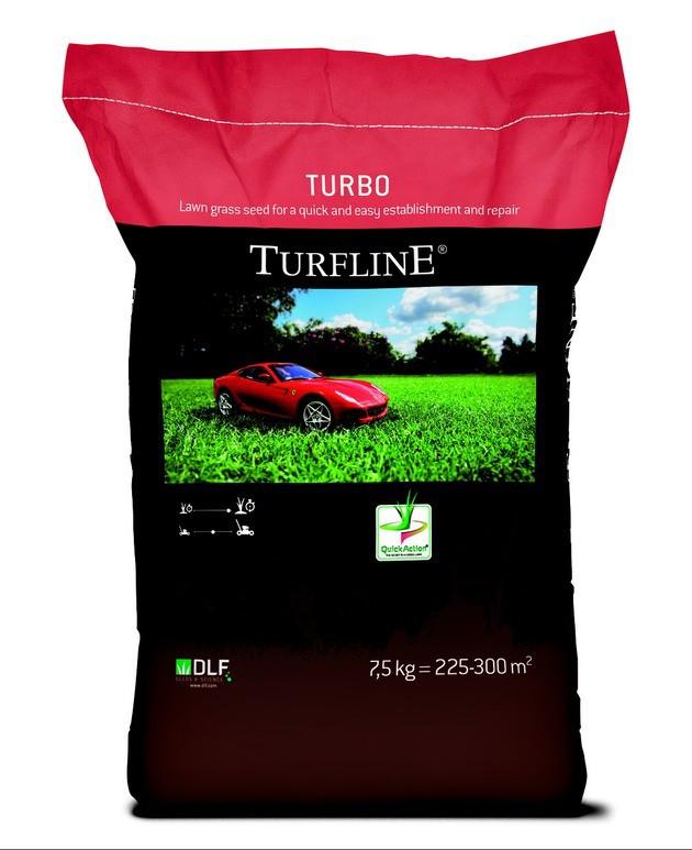 Травосмесь Turbo (Турбо) DLF Trifolium 7,5кг, фото 1