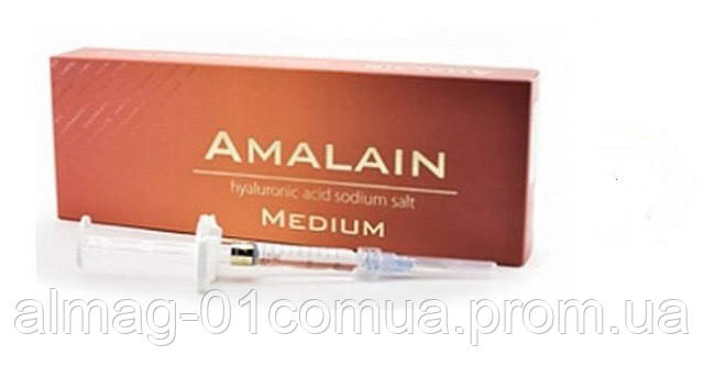 Филлер Amalain Medium 2ml