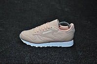 Кроссовки Reebok Classic Leather Rose, фото 1