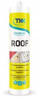 Клей-ущільнювач для вузлів примикання на дахах Tekaflex Roof, чорний, 300 мл TKK (7833) 12-372 | под пистолет