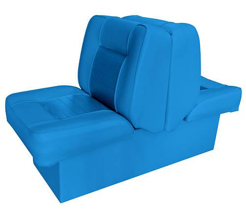Сиденье для катера, лодки, яхты Premium Lounge Seat синий 86206B