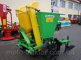 Картофелесажалка Bomet (Польша, 2-х рядная)