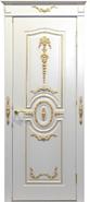 Двери межкомнатные Неман, Калистро LUX белый супермат
