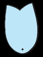 Пленка ПВХ для бассейна Elbeblue Line SBG 150 light blue