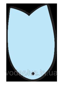 Пленка ПВХ для бассейна Elbeblue Line SBG 150 light blue, фото 1