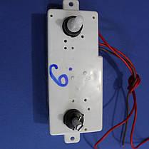 Таймер DXT15SF-G (подвійний, 3 проводу) для пральної машини Saturn, фото 3
