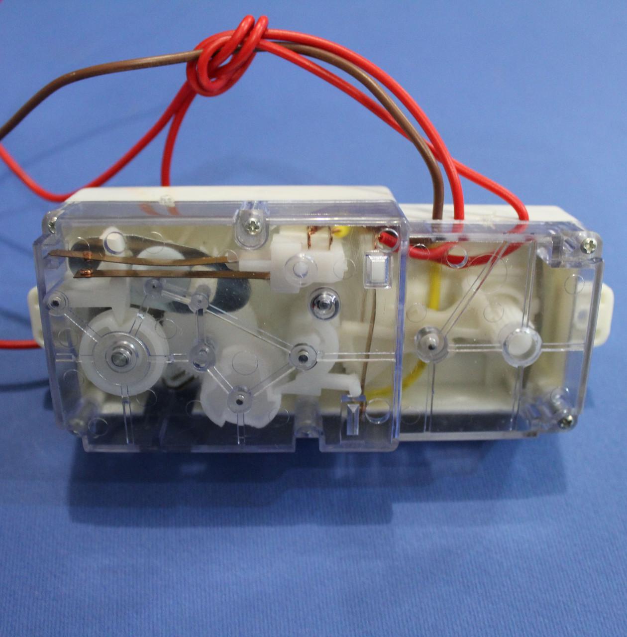 Таймер DXT15SF-G (подвійний, 3 проводу) для пральної машини Saturn