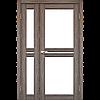 Межкомнатные двери экошпон Модель ML-06, фото 3