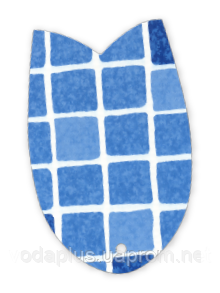 Пленка для бассейнов Elbeblue Line SBGD160 SUPRA Mosaic blue