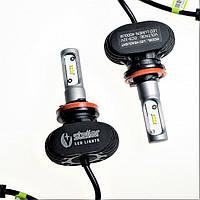 Лампочки LED H11 (H8) S2 6500K / 4000Lm, 9-32V, фото 1