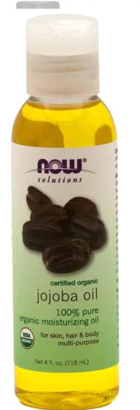 Масло жожоба, Now Foods, Organic Jojoba Oil, 118 ml