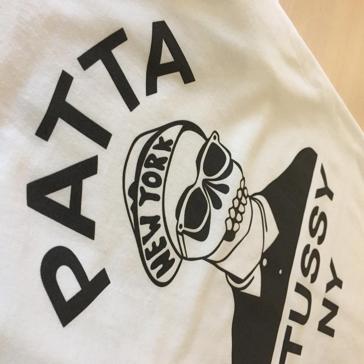 Футболка Stussy  Patta