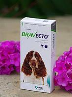 Бравекто 500 мг Жевательная таблетка для защиты от клещей и блох собак 10-20 кг, 1 табл., Интервет