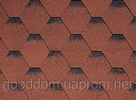 "Битумная черепица ""IKO"", Armourshield 20 (Tile Red Ultra)"