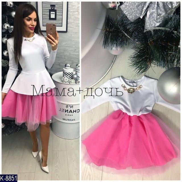 Детские платья - весенние модели для девочек