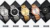 Наручные часы Miss Fox в минималистском стиле (Унисекс) Silver/Black (21912), фото 2