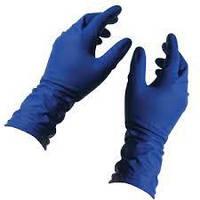 Перчатки латексные сверхпрочные удлиненные, защитные+ 31345