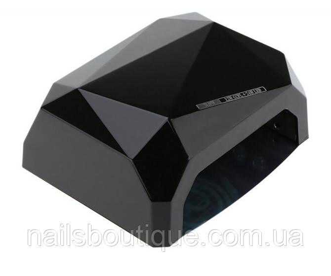 Гибридная лампа LED+CCFL 36 Вт, черная