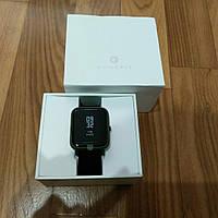 Новые оригинальные умные часы Xiaomi Amazfit Huami Watch Bip A1608 версия international kokoda green