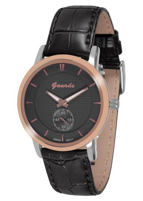 Часы Guardo  10598 RgsBB  кварц.