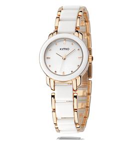 Женские наручные часы Kimio 2018 ladies watch 455 White Gold
