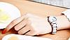 Женские наручные часы Kimio 2018 ladies watch 455 White Silver, фото 2