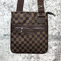 Сумка Messenger Louis Vuitton District Pochette Damier Ebene