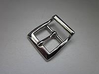 Пряжка для сумки 20 мм никель, фото 1