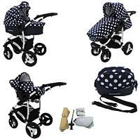 Многофункциональная детская коляска KAREX ALLIVIO 3в1, фото 1