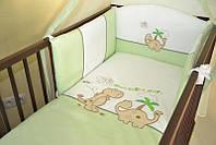 Детский постельный комплект Remi Di Lusso 6 эл.