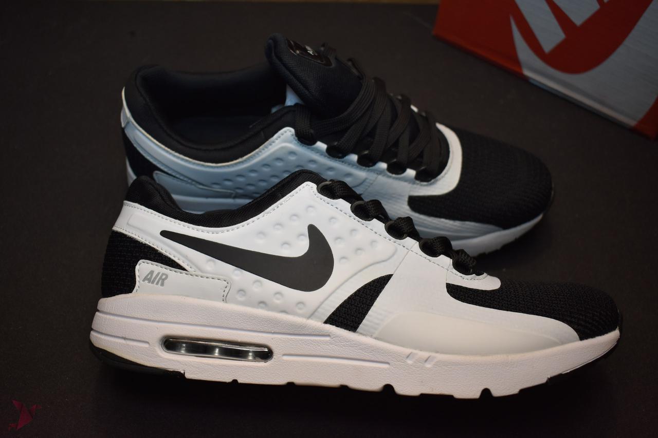41f8aa5e ... Мужские кроссовки Nike Air Max Zero Essential Black , Реплика, ...