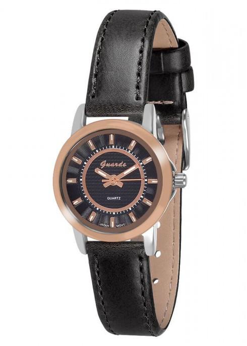 Часы Guardo  10523 RgsBB  кварц.