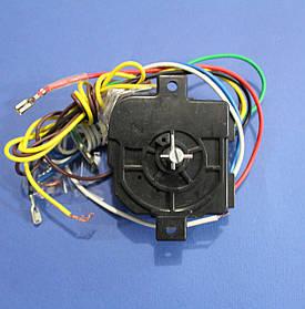 Таймер 1314-A-8 (одинарный, 7 проводов) для стиральной машины полуавтомат