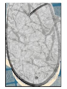 Пленка для бассейнов Elbeblue Line SBGD160 SUPRA Black pearl