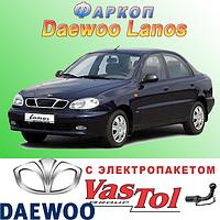 Фаркоп (прицепное) на Daewoo Lanos (Део Ланос)